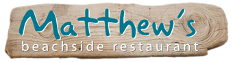 Matthew's Beachside Restaurant Aruba Logo